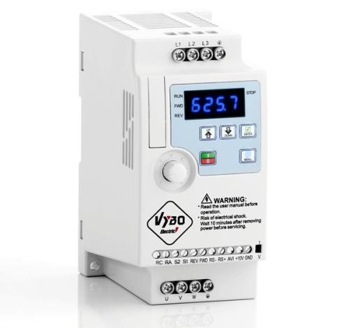 low voltage vfd